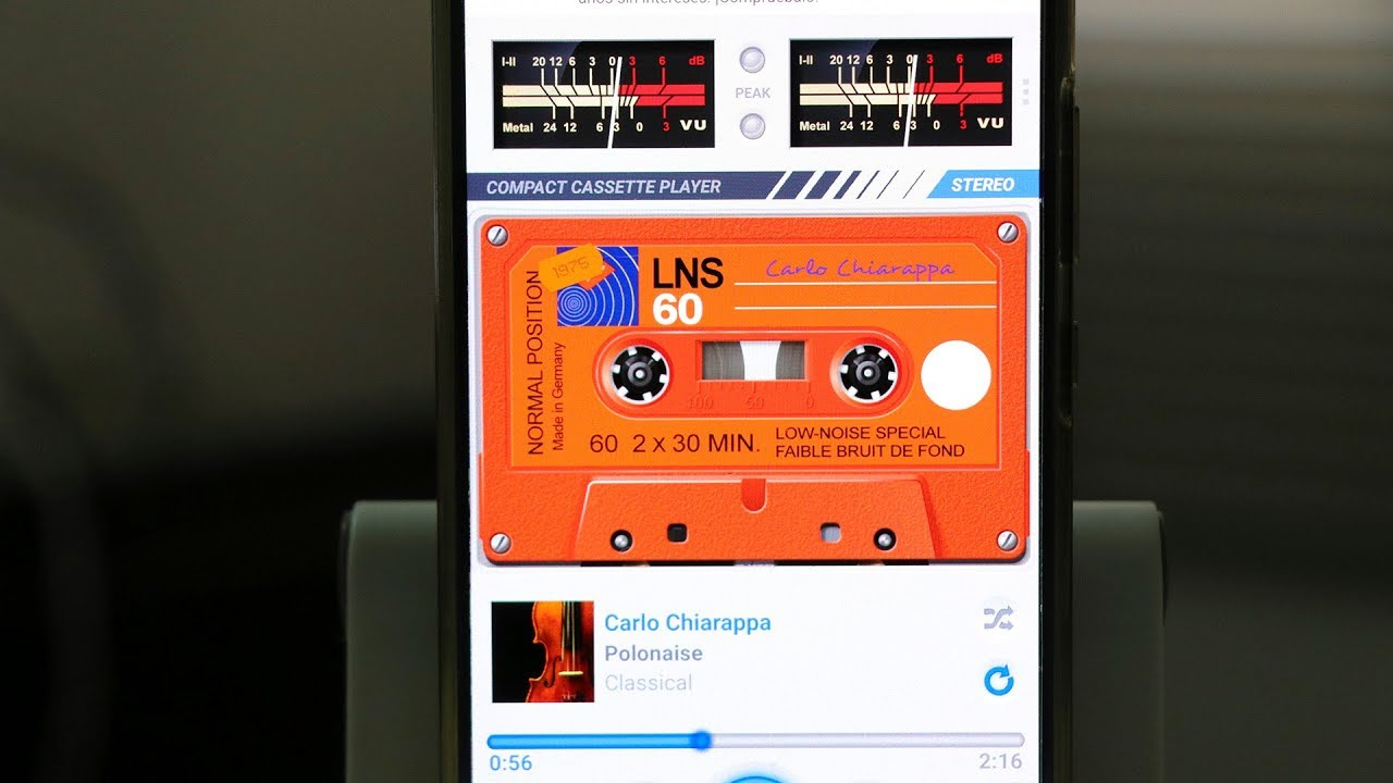 descargar reproductor de musica mp4 para android