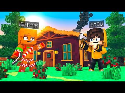 iCrimax und SYou BAUEN das BESTE HAUS in Minecraft RP!