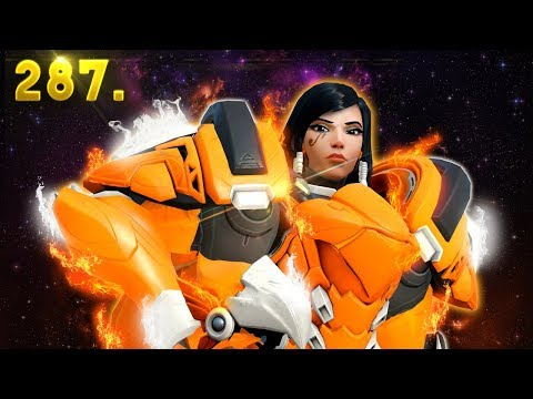 Amazing Pharah..!! | OVERWATCH Daily Moments Ep. 287 (Funny and Random Moments)