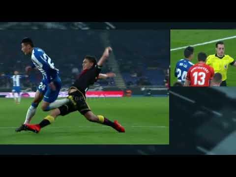 Wu Lei 武磊 vs Rayo Vallecano 2019-02-09