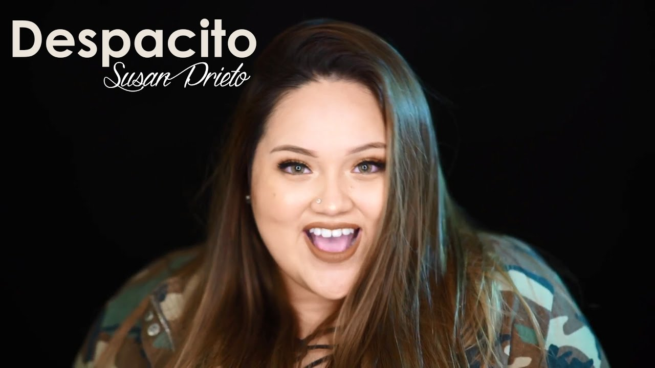 Download Despacito - Luis Fonsi ft. Daddy Yankee (Bachata) Cover by Susan Prieto