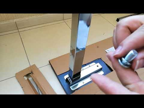 Over-bed Table Installation
