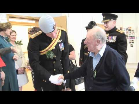 Prince Harry celebrates Founder's Day at Royal Hospital Chelsea
