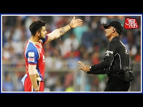Khabare Superfast: Virat Kohli Gets Furious At Umpire During Match And More