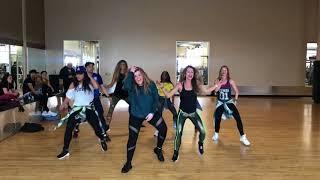 New Rules-Dua Lipa! Original Zumba™ Fitness choreo by HettiejoH Video