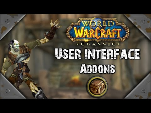 Classic WoW: User Interface Addons