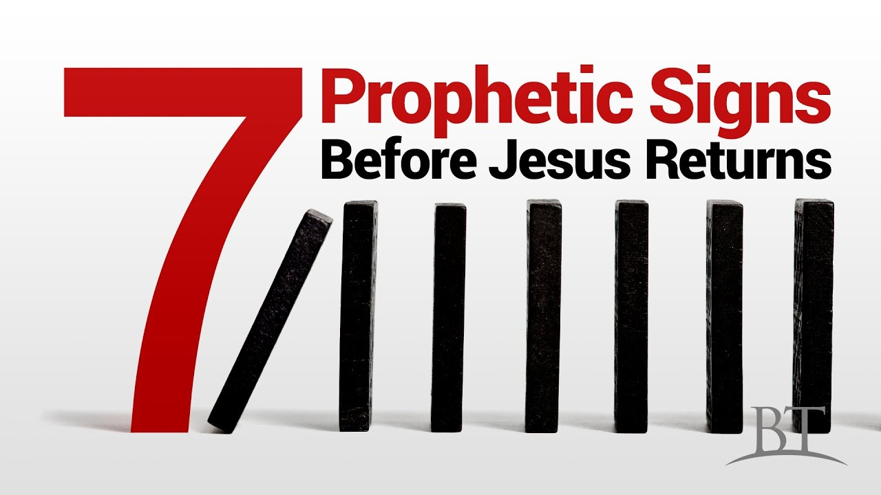 Beyond Today -- Seven Prophetic Signs Before Jesus Returns