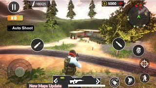PVP Shooting Battle 2020 Online and Offline game. Android Gameplay (part 3) screenshot 4