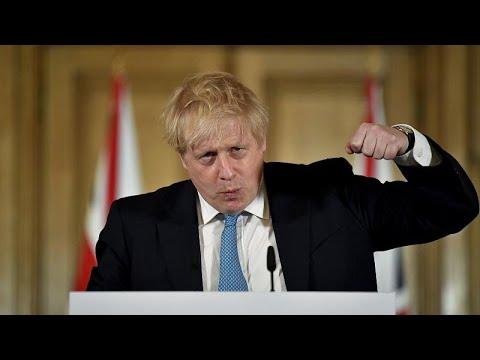 Covid-19: quando il premierJohnson chiede scusa