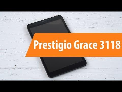 Распаковка Prestigio Grace 3118 / Unboxing Prestigio Grace 3118