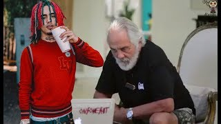 TOMMY CHONG REACTS TO LIL PUMP, FAMOUS DEX & JAKE PAUL