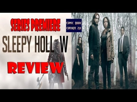 Sleepy Hollow: Series Premiere (T.V.Review)