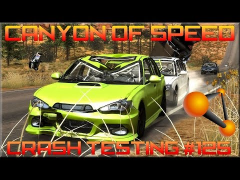 beamng drive canyon of speed crash testing 125 yourepeat. Black Bedroom Furniture Sets. Home Design Ideas