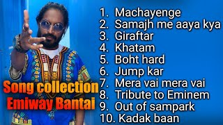 Emiway Bantai latest 2020 song collection | #jukebox song collecton
