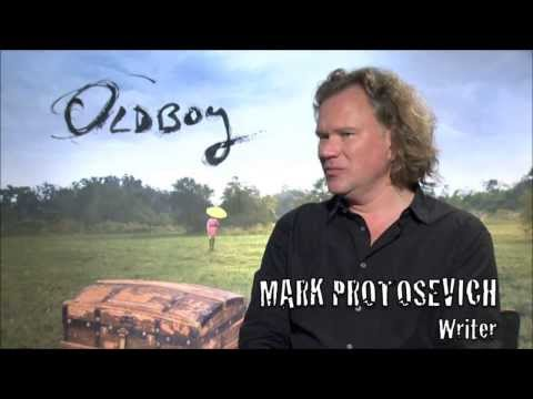 Oldboy (2013) - Interview with Writer Mark Protosevich