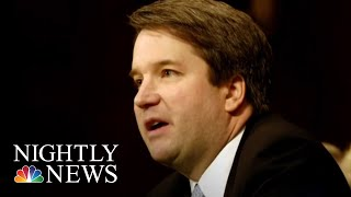 Brett Kavanaugh SCOTUS Nomination Sparks Concerns Among The Right | NBC Nightly News