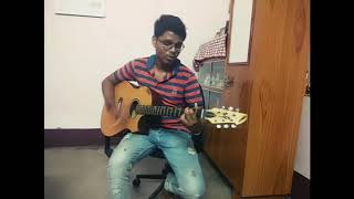 MERA MAAN COVER | Acoustic Life || by-ukd