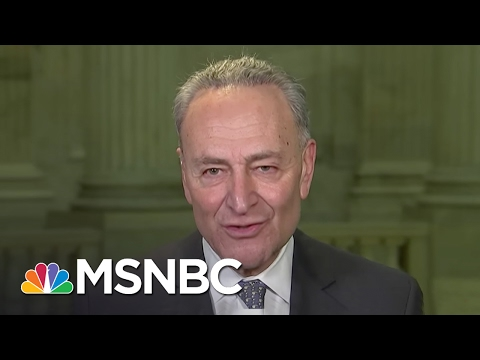 Chuck Schumer: Immigration Ban 'Likely Unconstitutional' | Hardball | MSNBC