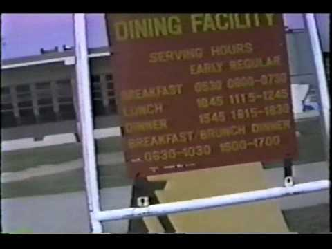 Enlisted Dining Facility - MCAS Futenma, Okinawa
