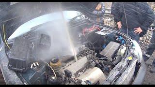видео что такое гидроудар двигателя