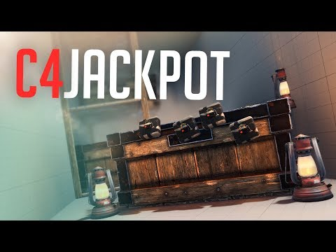 ARMORED RAID delivers C4 JACKPOT - Rust thumbnail
