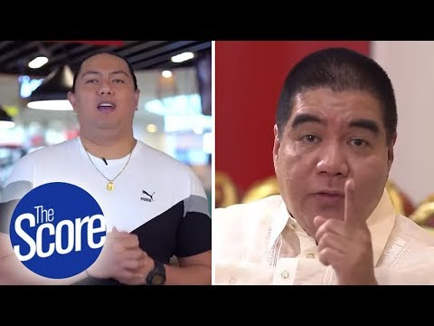 "Comm. Willie To Beau Belga's Extra Rice, ""Mag-host Ka Na Lang!"" 