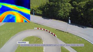 Yvelines | Trappes : Les drones ont révélé leurs secrets sur le circuit Jean-Pierre Beltoise