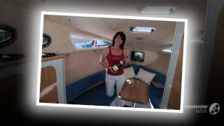 Aqualine 750 cruiser power boat, cuddy cabin year - 2015