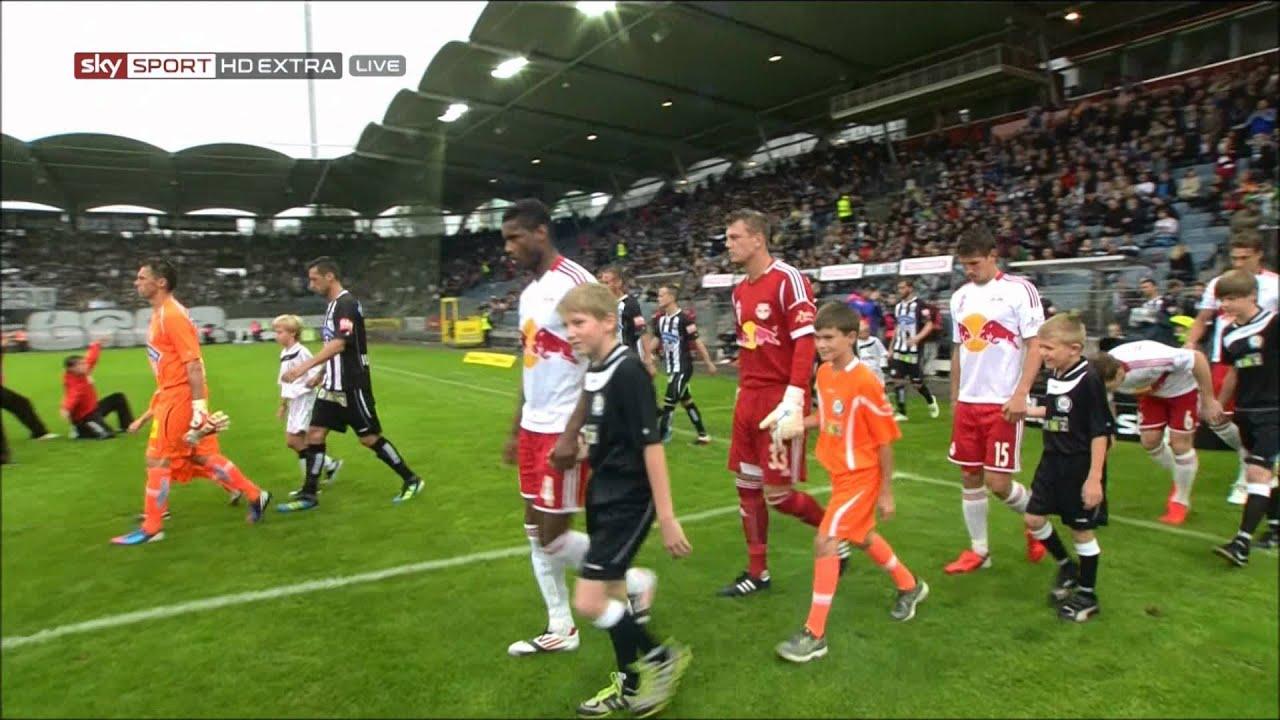 österreichische Fußball Bundesliga 2012 13