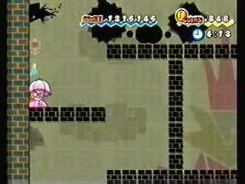 Super Paper Mario Pit Of 100 Trials Flopside Floors 91