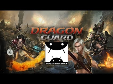 Dragonguard Android GamePlay Trailer (1080p) (By Netmarble Games) [Game For Kids]