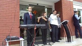 Saygı Duruşu Marşı Ve İstiklal Marşı Bayrak Töreni Müzik Öğretmenleri İçin