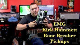 EMG Kirk Hammett Bone Breaker Pickups