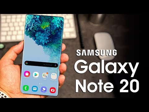 SAMSUNG GALAXY NOTE 20 - Here It Is!