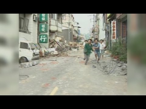 15th anniversary of deadly Taiwan earthquake