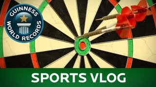 The Sports Vlog - September 2013 - Guinness World Records