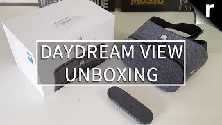 Google Daydream View VR Unboxing and Hands-on Review