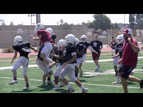 Camp Chronicles: Ocean View Football 2018