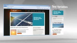 AB ve çok Değişkenli web Sitesi İçeriği Test - Sitecore CMS