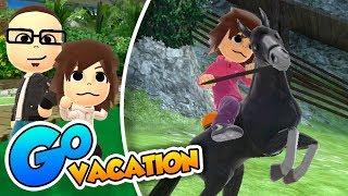 ¡Un cofre en las profundidades! - #06 - Go Vacation en Español (Switch) Naishys y Dsimphony