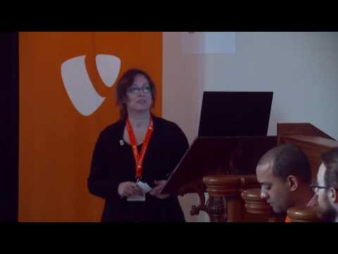 Coders.care  - Petra and Jo Hasenau - TYPO3 camp Venlo 2017