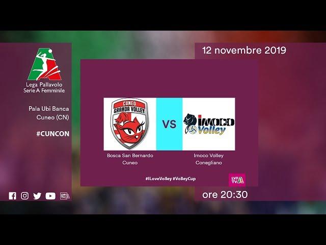 Cuneo - Conegliano | Speciale | 7^ Giornata | Lega Volley Femminile 2019/20