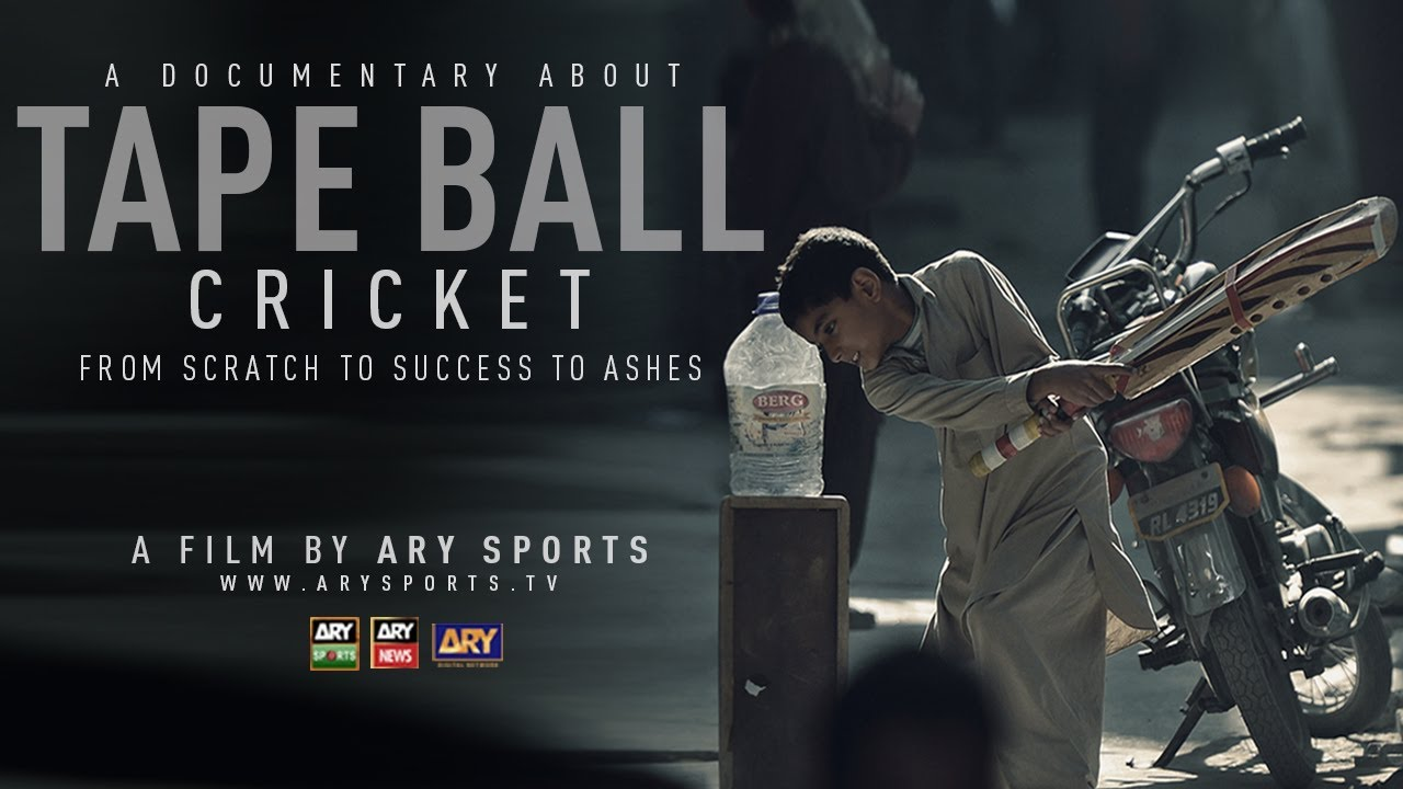 Tape Ball Cricket - From Scratch to Success to Ashes