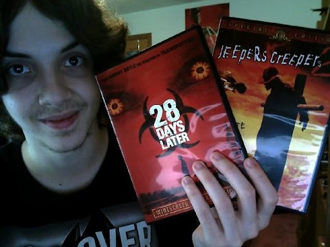 Mini-Haul: (28 Days Later & Jeepers Creepers 2 DVDs)