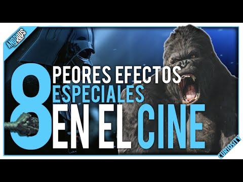 8 PEORES EFECTOS ESPECIALES EN EL CINE || CURIOSITY [Misii]