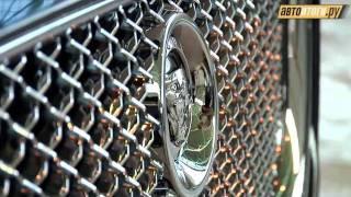 Видео тест-драйв Jaguar XJL (автоитоги.ру)