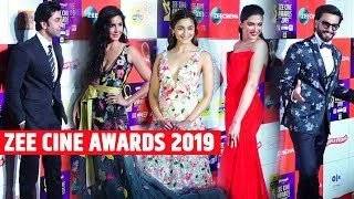 UNCUT Zee Cine Awards 2019 Full Show Video | Zee Cine Awards 2019 Nominations & Winners