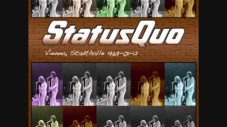 Status Quo live Vienna 1969 - 05 Ice In The Sun