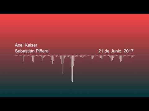 Axel Kaiser - Sebastián Piñera