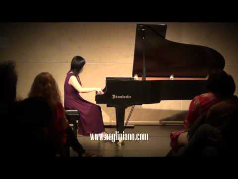 Ang Li Performs Franz Liszt's: Ballade No 2 in B Minor